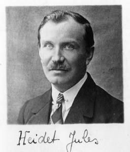 Jules Heidet