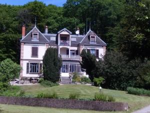 le Château Charpentier aujourd'hui. (photo : René Bernat)