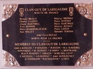 Plaq La Rigaudie Mairie Belfort