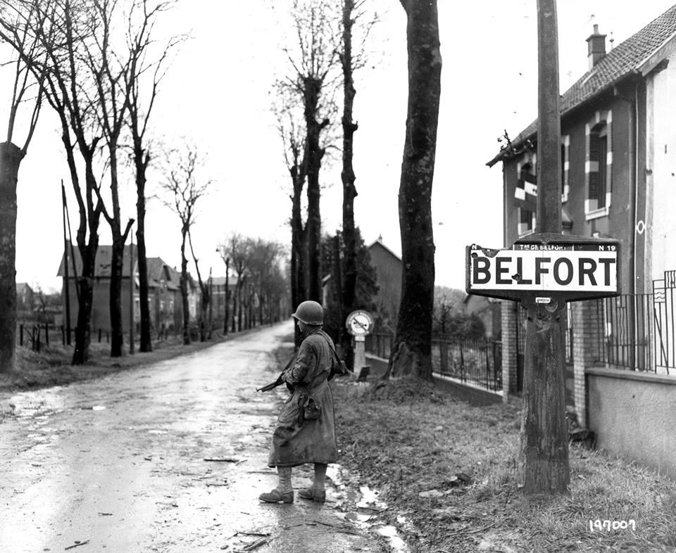 Entrée Belfort