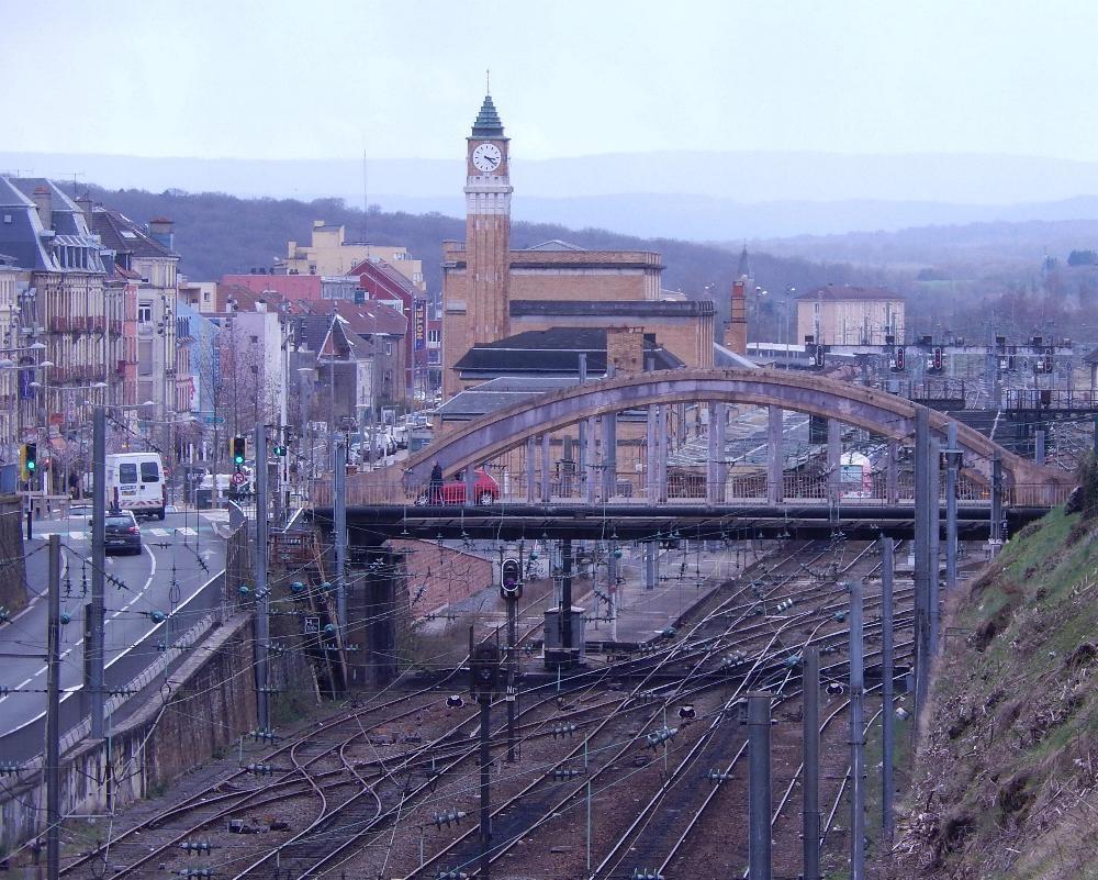 Pont Michelet aujourd'huiR.