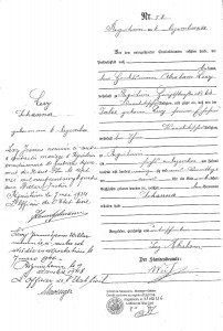 Jeanne Willar Naiss Mariag Décès