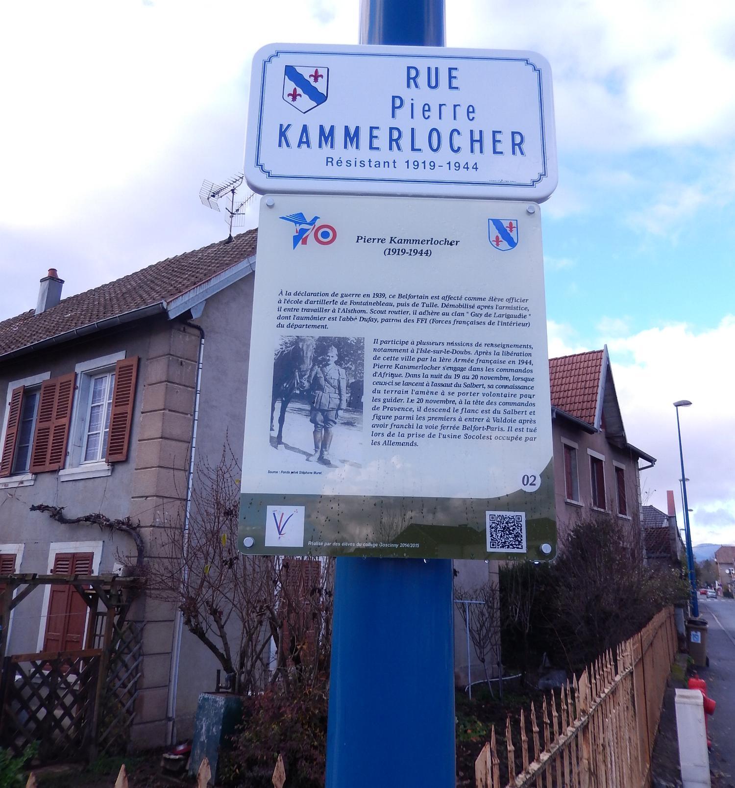 Kammerl Plaq Rue3