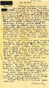 Lettre Blanche à René C