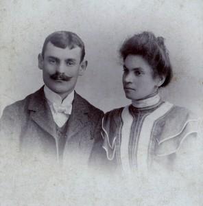 Abraham et Mélanie Jeunes