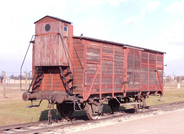 Wagon Birkenau2